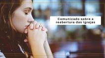 Rense opta por não reabrir Igrejas. Forania emite comunicado.