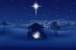 Nasceu o Salvador - Natal do Senhor