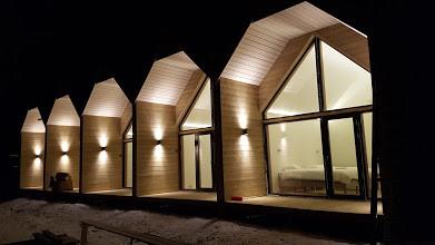 Nos chambres écolodges de nuit