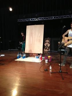 Speed Painting Set up