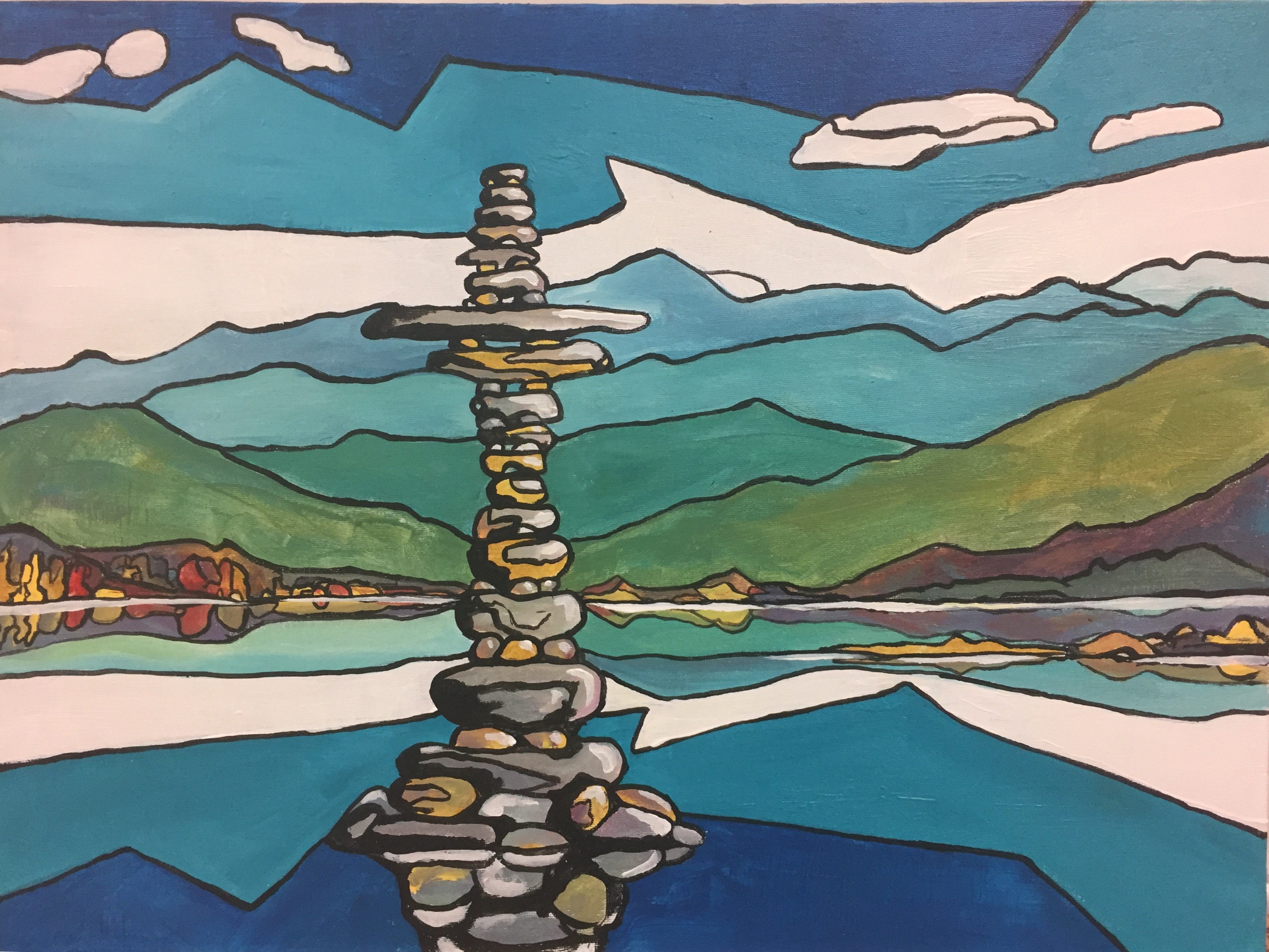 Balancing The Ebenezor Stones