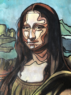 James Ruddle: Mona Lisa