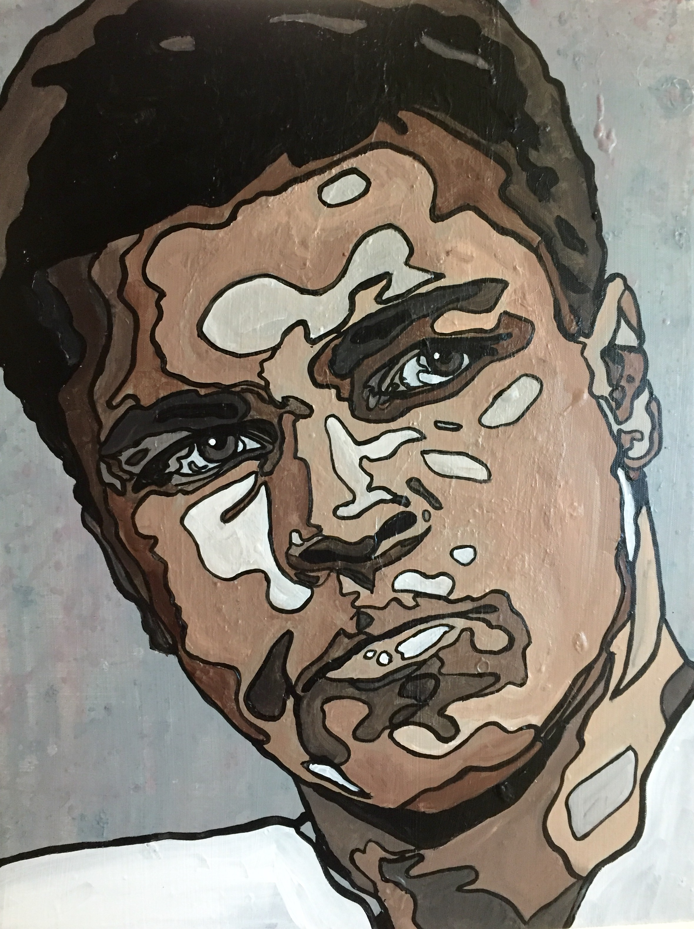 James Ruddle: Mohammed Ali