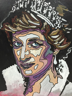 James Ruddle: Princess Diana