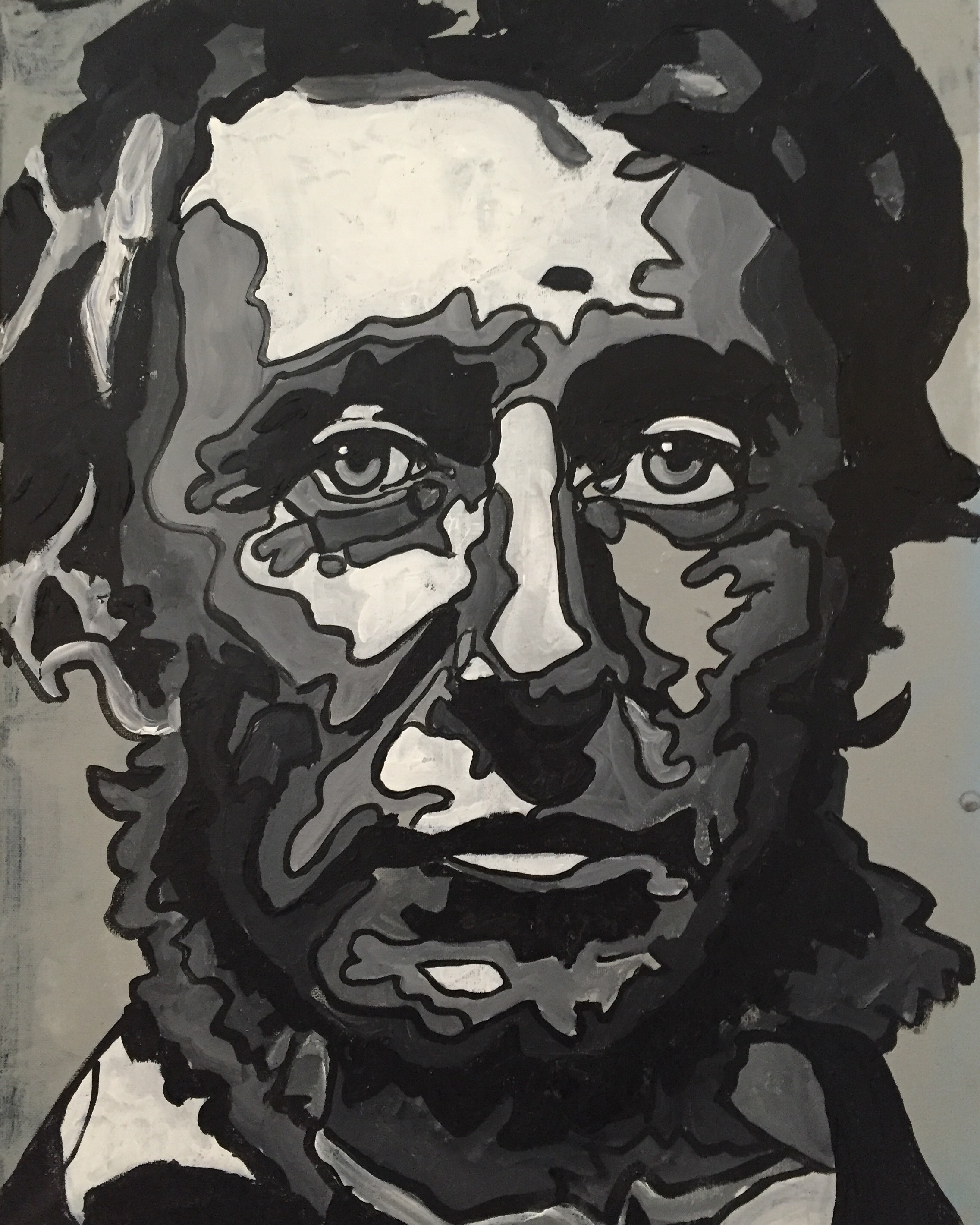 Henry Thoreau by james Ruddle