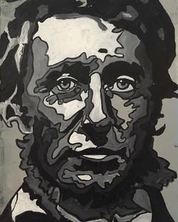 Henry Thoreau by james Ruddle