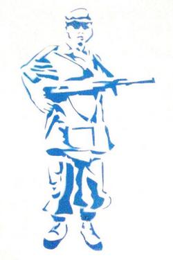 James Ruddle Child Soldier