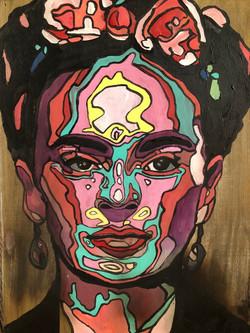 James Ruddle: Frida Kahlo