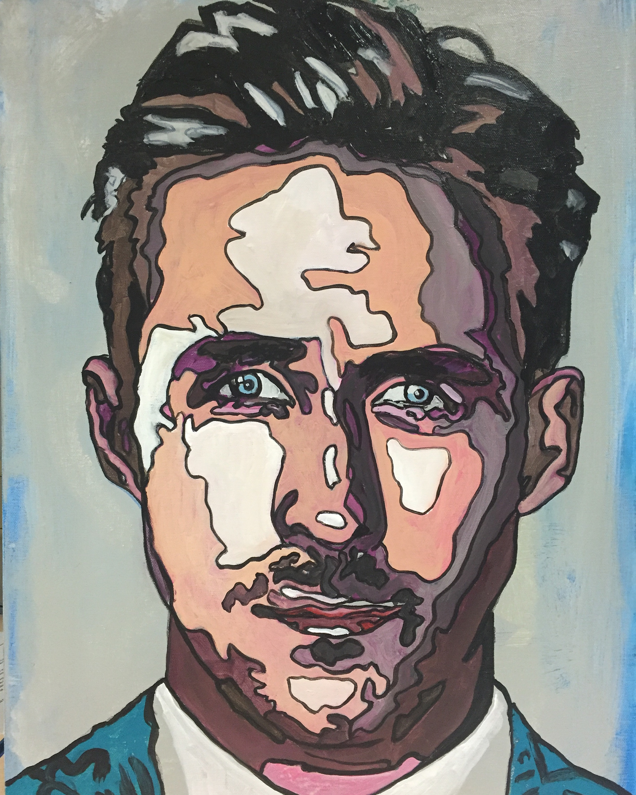 James Ruddle: Ryan Gosling