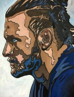 Josh Donaldson by james Ruddle