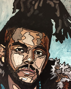 James Ruddle: The Weeknd