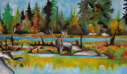 james ruddle Algonquin Moose