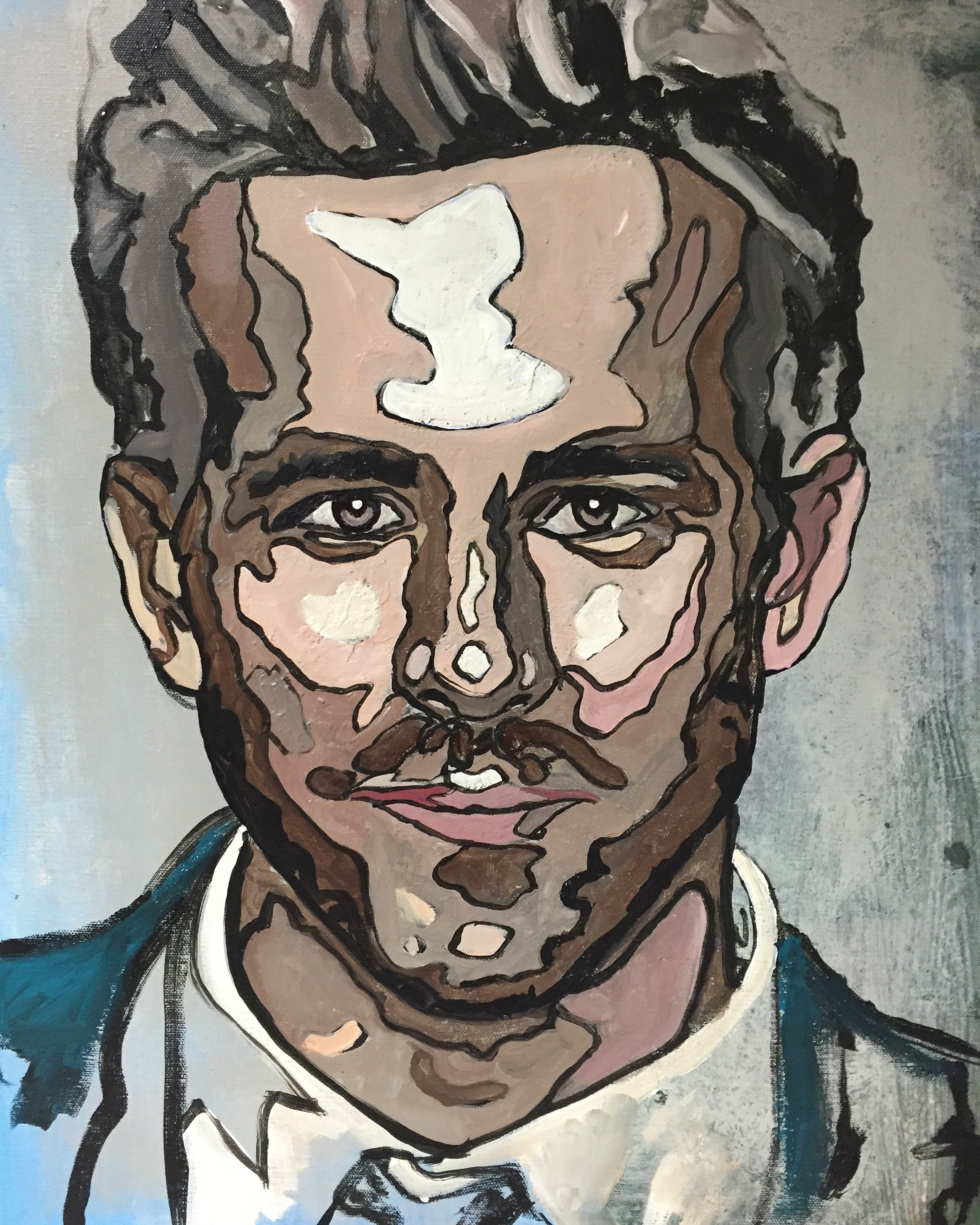 James Ruddle: Ryan Reynolds