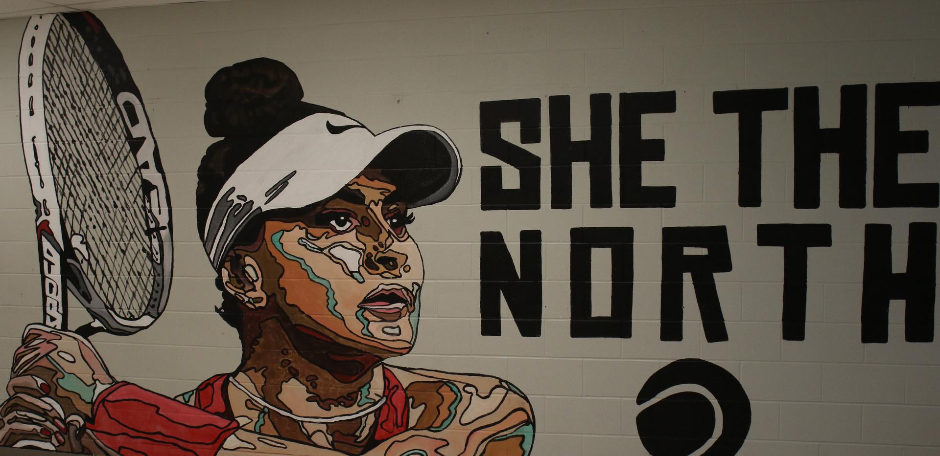 Bianca Anreescu Mural
