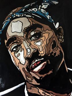 James Ruddle: Tupac Sakur