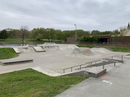 Cook Park - Skate Park