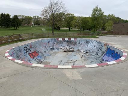 Cook Park's Skate Park