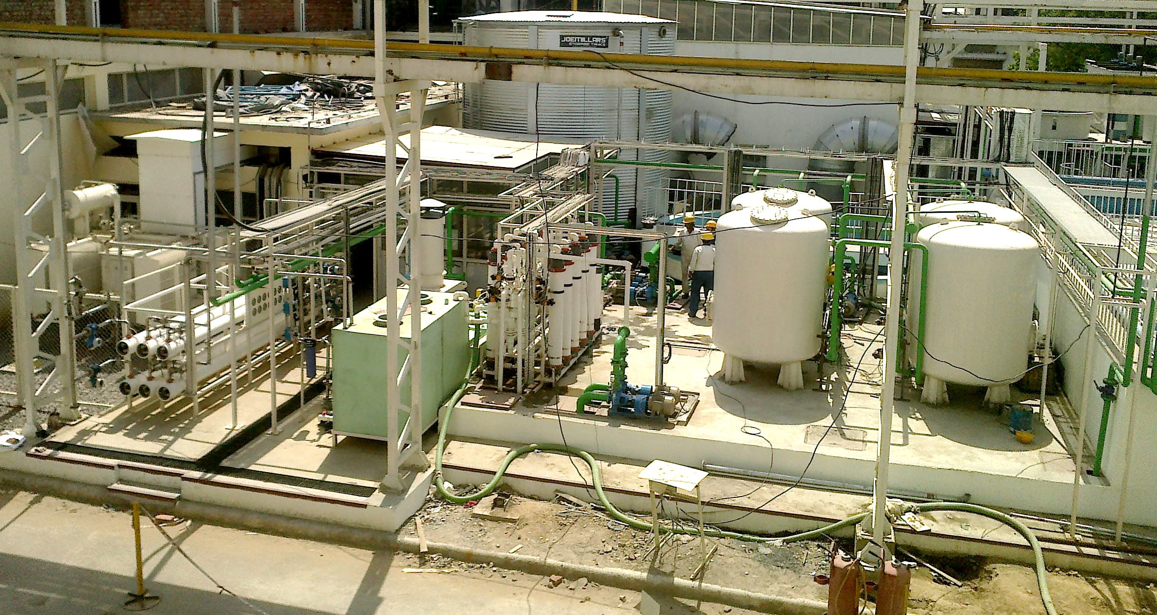 WATER TREATMENT CONSULTANCY