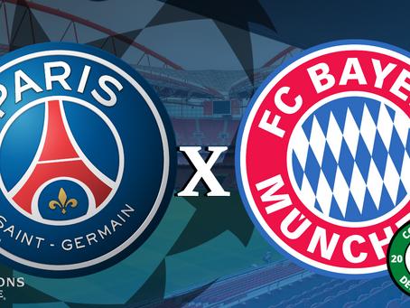 PSG X Bayern: o confronto mais esperado do ano