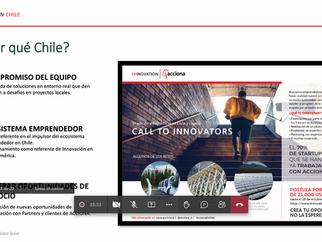 """Constanza Levicán: """"existen grandes oportunidades para las startups en el mercado español"""""""