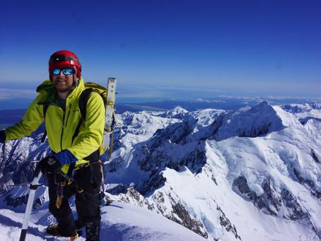 Aoraki/Mt Cook - Linda Glacier Route