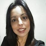 Secretária Carina Aguiar Rosa de Moraes