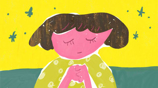 ペケロンパ「星の子キラス」読み聞かせ童話イラスト