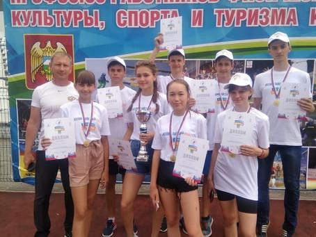 30 всероссийский олимпийский день бега Республиканские соревнования.