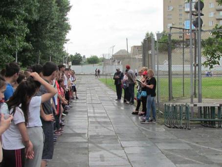 Муниципальный этап летнего Фестиваля  ВФСК ГТО