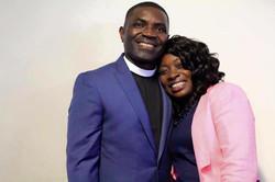 Pastor Prof Kobby Kodua & Mrs Kodua