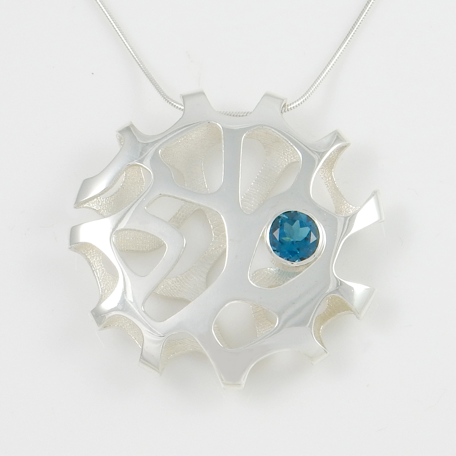 Skylight Medallion Pendant Large