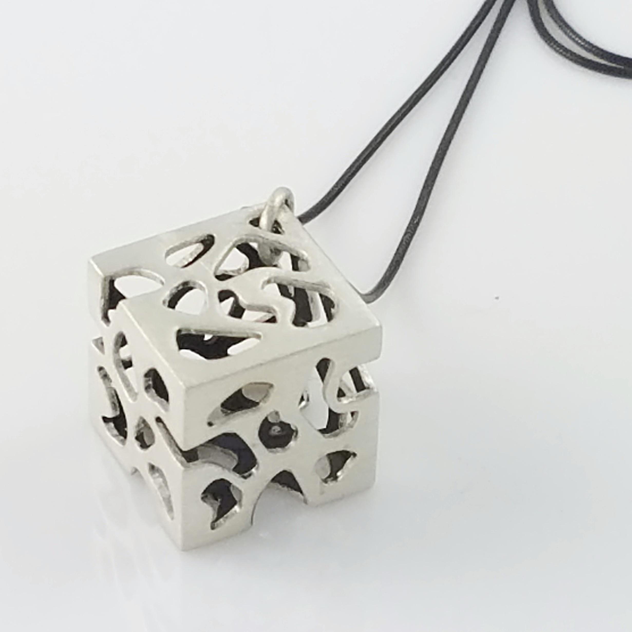 Skylight Cube Pendant