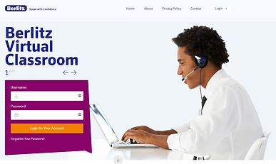 Berlitz Virtual Classroom