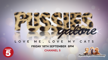 Pussies Galore: Love me love my cats , Middlechild Productions, C5