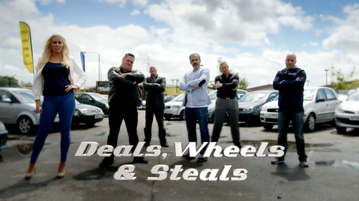 Deal wheels and Steals (s1), Attaboy Productions, ITV1