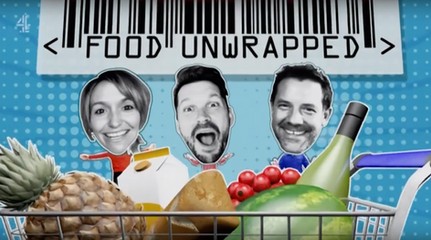Food Unwraped (s17), Ricochet Productions, C4