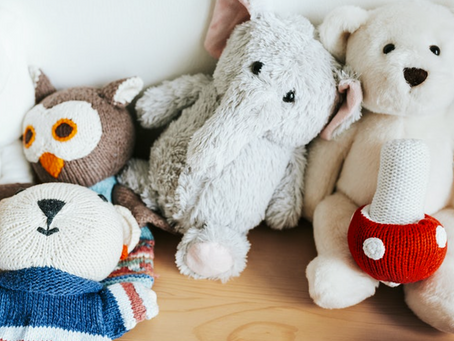 Help by donating teddies to GRIP