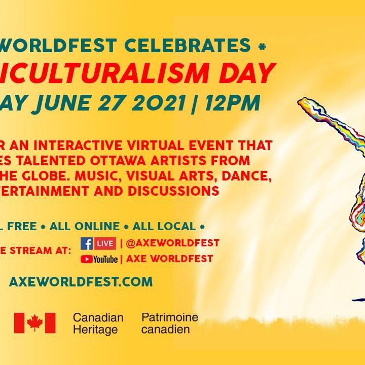 Axé Worldfest celebrates Multiculturalism Day