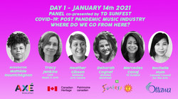 COVID-19 POST PANDEMIC MUSIC INDUSTRY