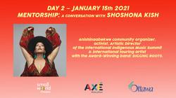 MENTORSHIP: A CONVERSATION WITH SHOSHONA KISH