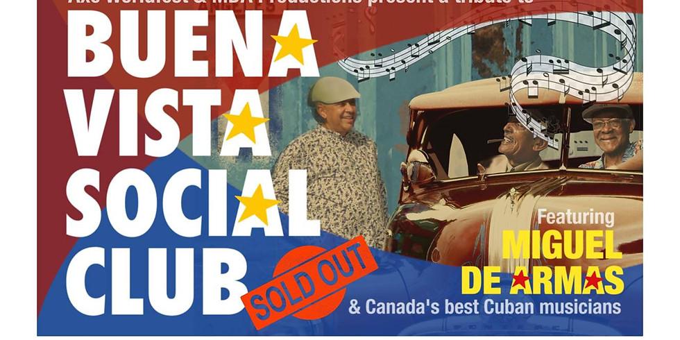Tribute to Buena Vista Social Club