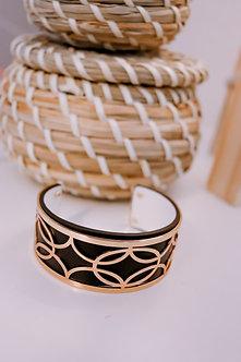 Bracelet manchette Athena