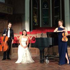 Trio time in Orlando