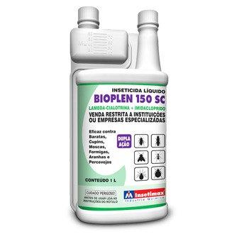 Bioplen 150 SC - Inseticida Líquido - 1L - Insetimax