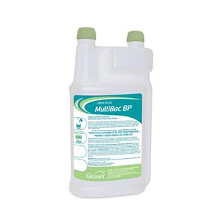 MultiBac BP - Desinfetante Hospitalar  - 1 L - Girassol