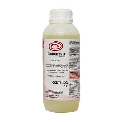 Termidor 25 CE - Inseticida Líquido - 1L - Basf