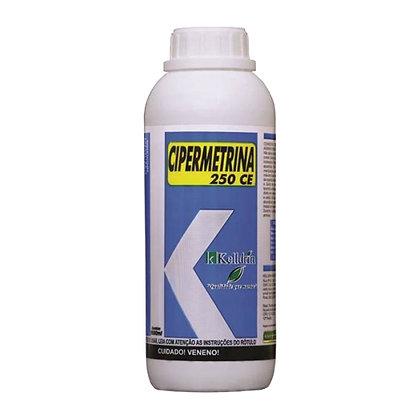 Cipermetrina 250 CE - Inseticida Líquido - 1 L - Kelldrin