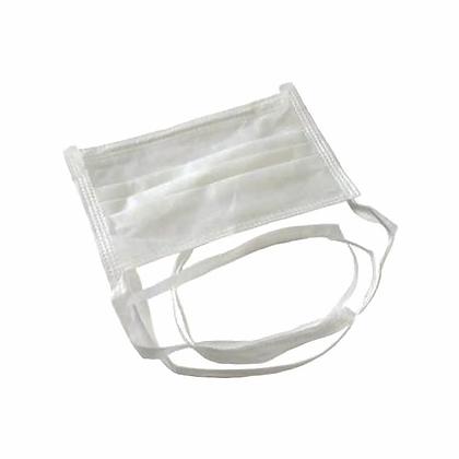 Máscara TNT Tripla com tiras (amarrar) - Investte