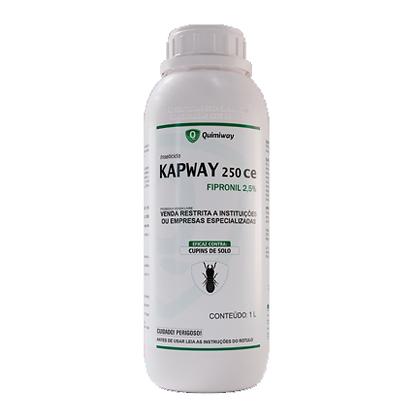 Kapway 250 CE - Inseticida Líquido - 1L - Quimiway