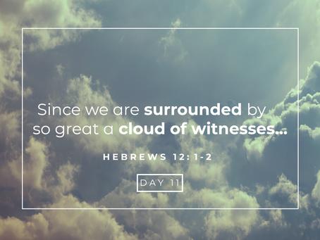Day 11- Listen - Surrender -Trust